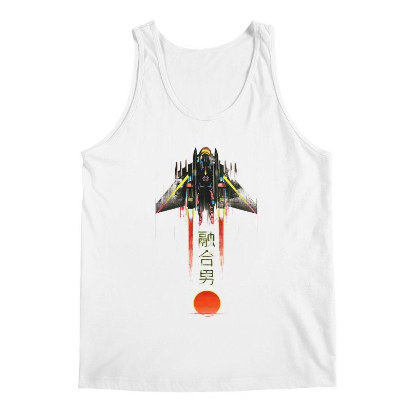 Fusionman Men's Regular Tank by Dega Studios