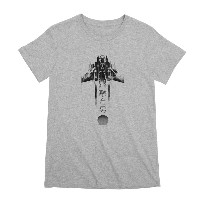Fusionman - LoFi Edition Women's Premium T-Shirt by Dega Studios