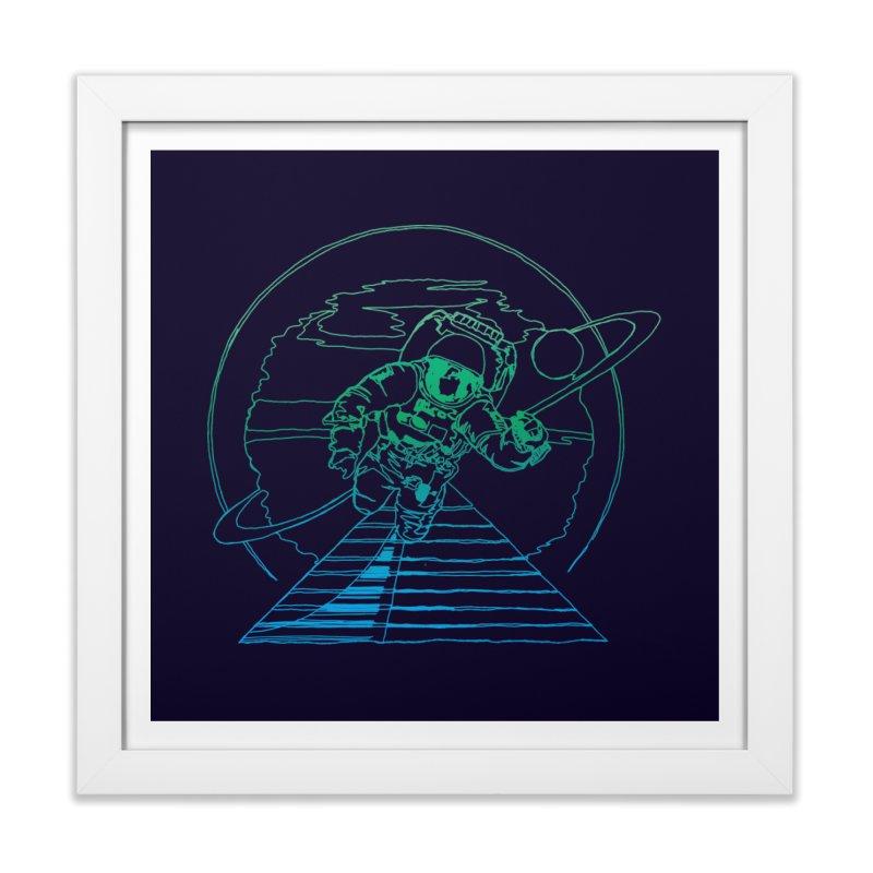 Coming Home Home Framed Fine Art Print by Dega Studios