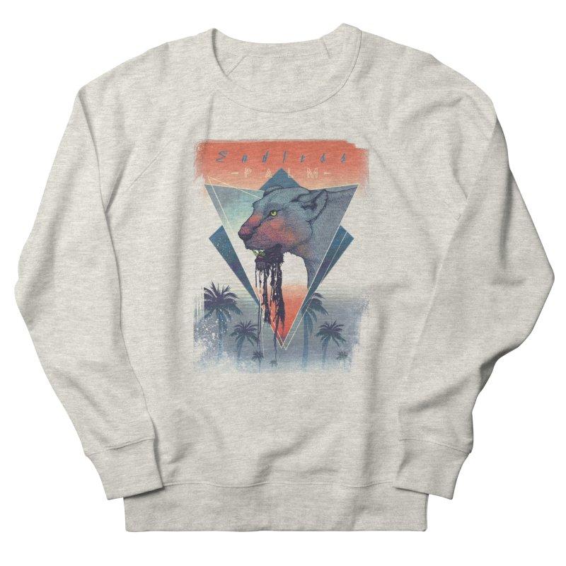 Endless Palm Men's Sweatshirt by Dega Studios