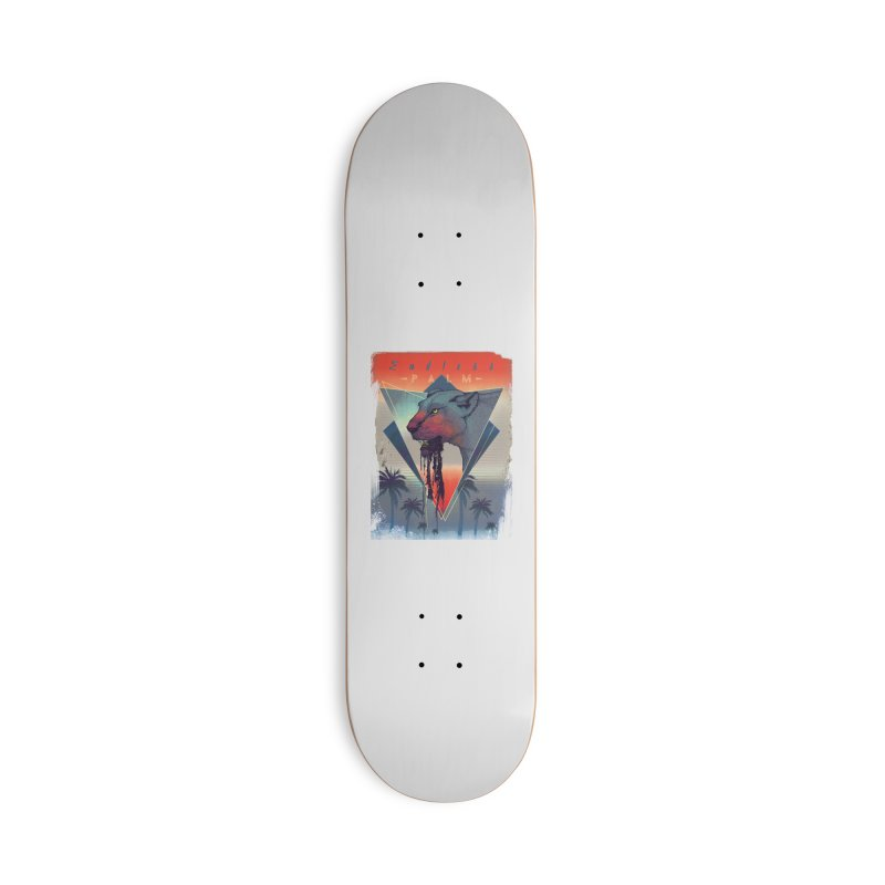 Endless Palm Accessories Skateboard by Dega Studios