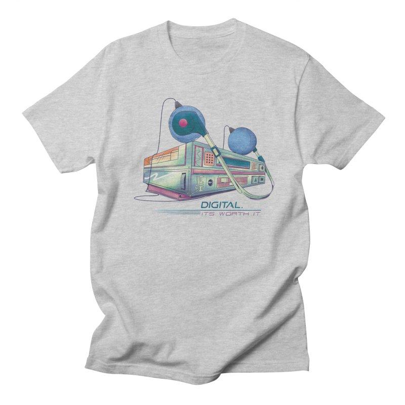 HIFI Men's Regular T-Shirt by Dega Studios