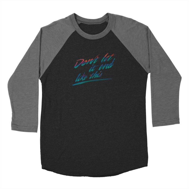 Last Words Men's Longsleeve T-Shirt by Dega Studios