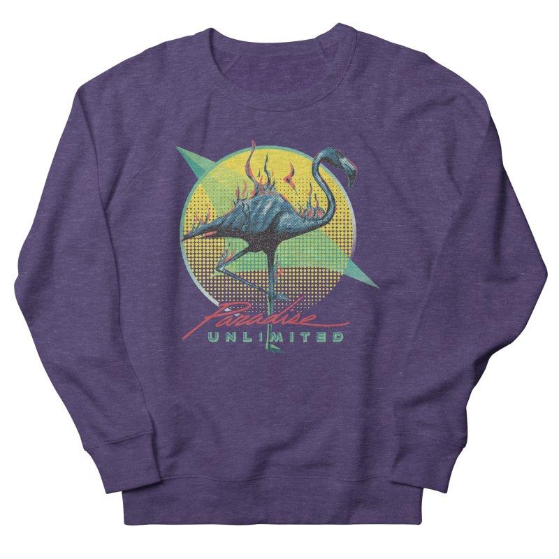 Paradise Unlimited Men's Sweatshirt by Dega Studios