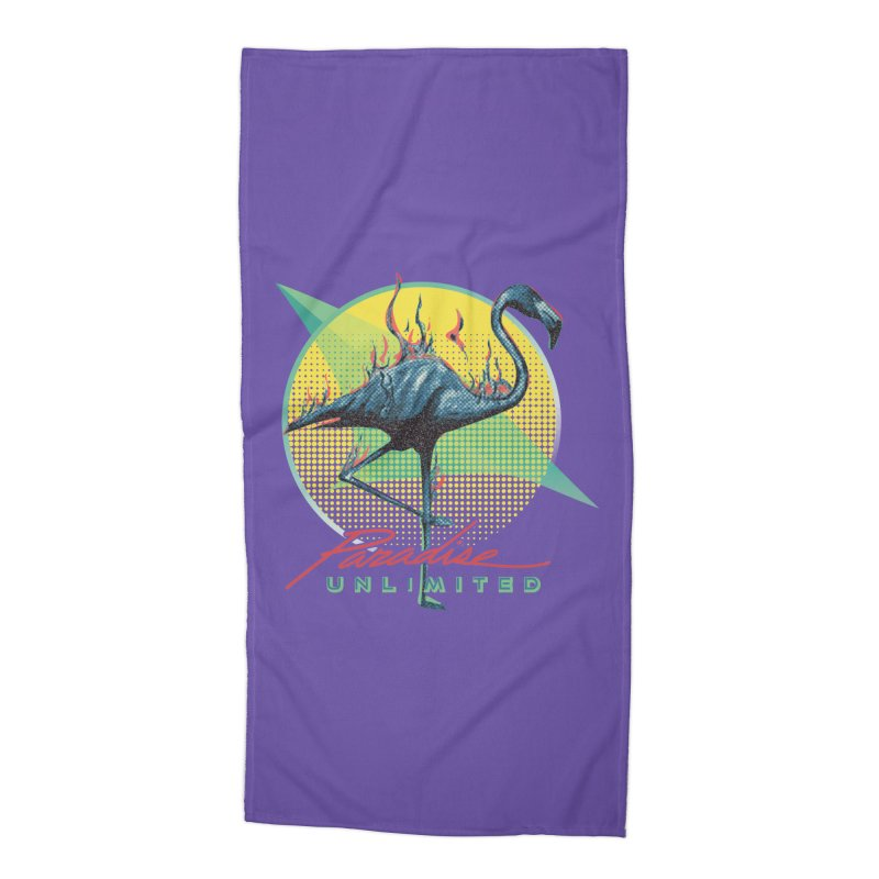 Paradise Unlimited Accessories Beach Towel by Dega Studios