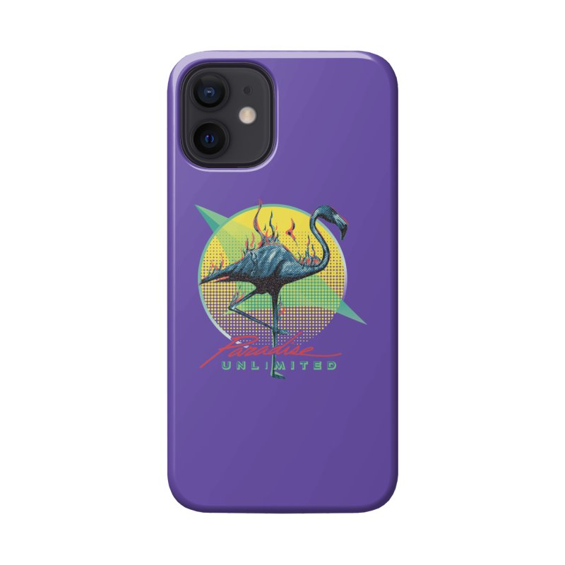 Paradise Unlimited Accessories Phone Case by Dega Studios