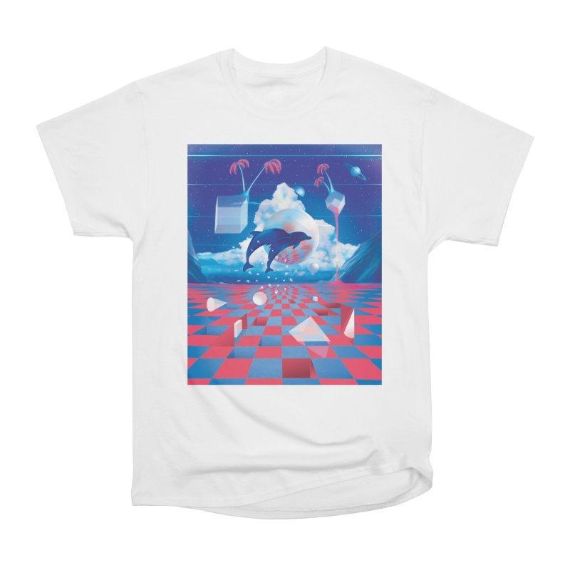 Kepler-307 Women's Heavyweight Unisex T-Shirt by Dega Studios