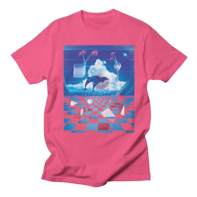 Kepler-307 Men's Regular T-Shirt by Dega Studios