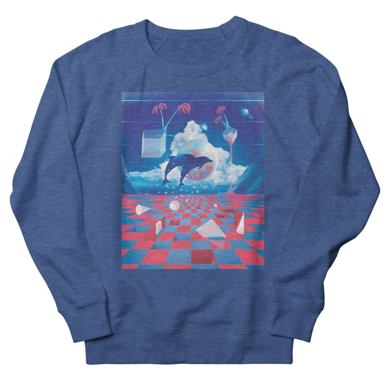 Kepler-307 Men's Sweatshirt by Dega Studios