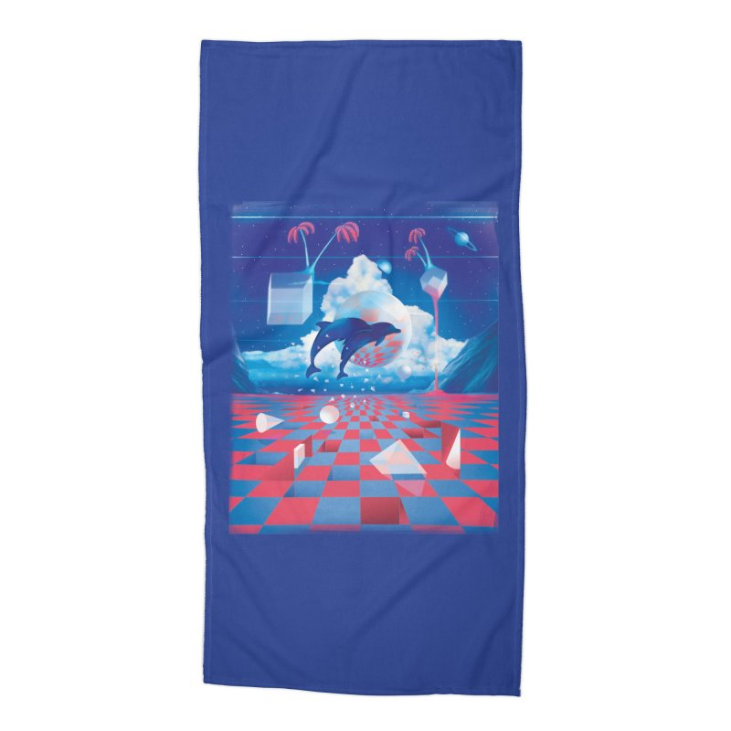 Kepler-307 Accessories Beach Towel by Dega Studios