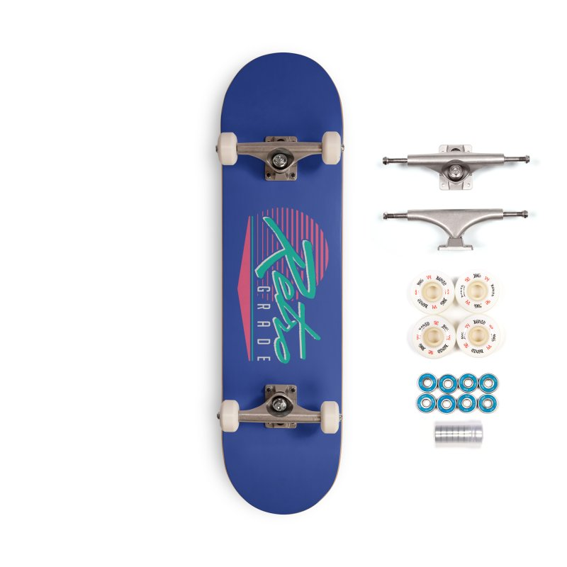 Retro Grade Accessories Complete - Premium Skateboard by Dega Studios