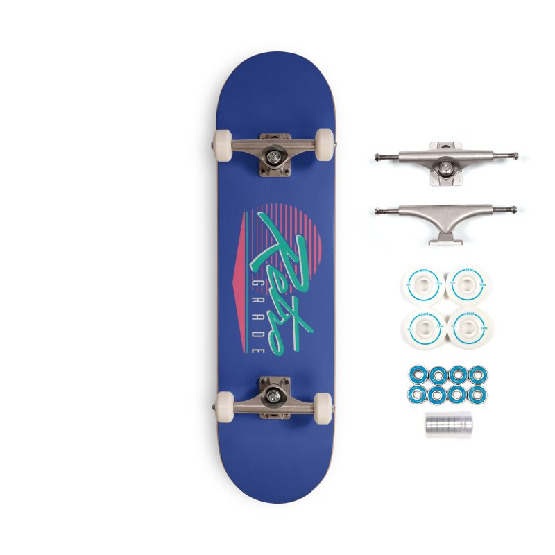 Retro Grade Accessories Complete - Basic Skateboard by Dega Studios