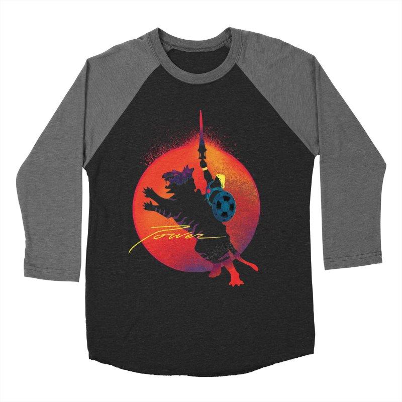 Power Women's Longsleeve T-Shirt by Dega Studios