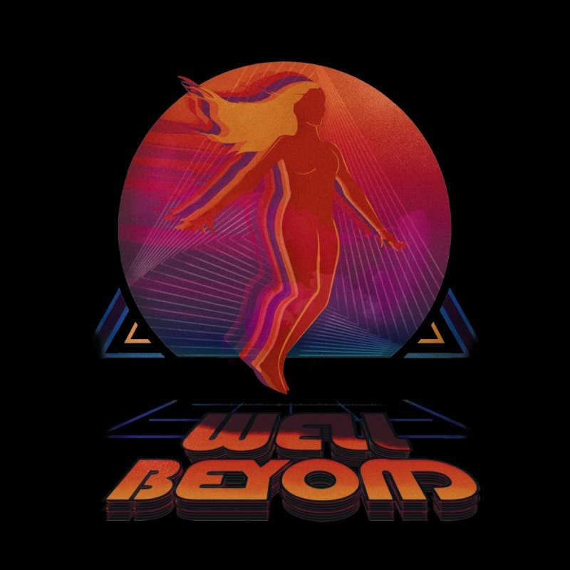 Well Beyond Home Tapestry by Dega Studios