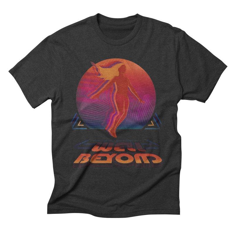Well Beyond Men's T-Shirt by Dega Studios