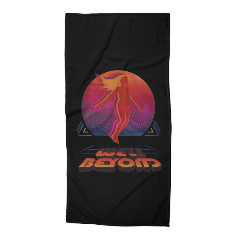 Well Beyond Accessories Beach Towel by Dega Studios