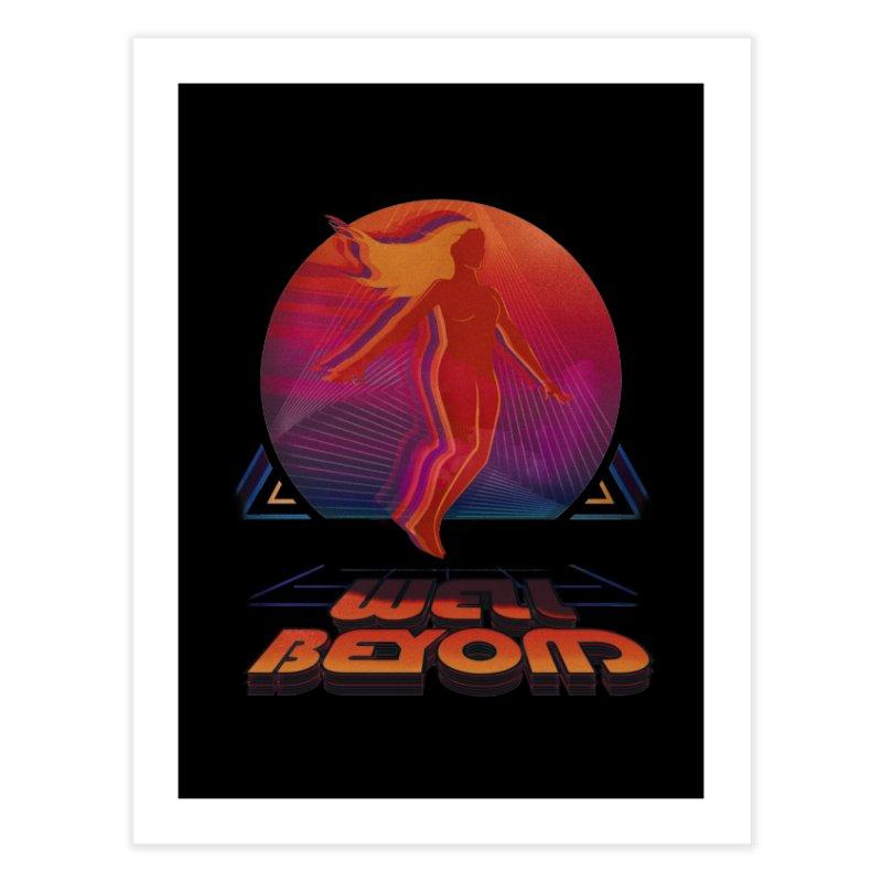 Well Beyond Home Fine Art Print by Dega Studios