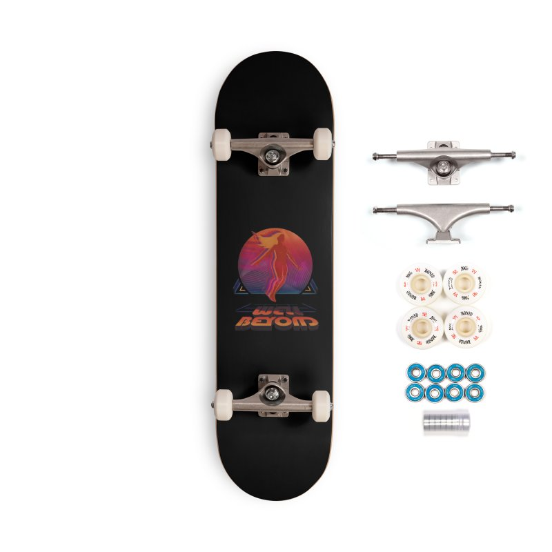 Well Beyond Accessories Complete - Premium Skateboard by Dega Studios