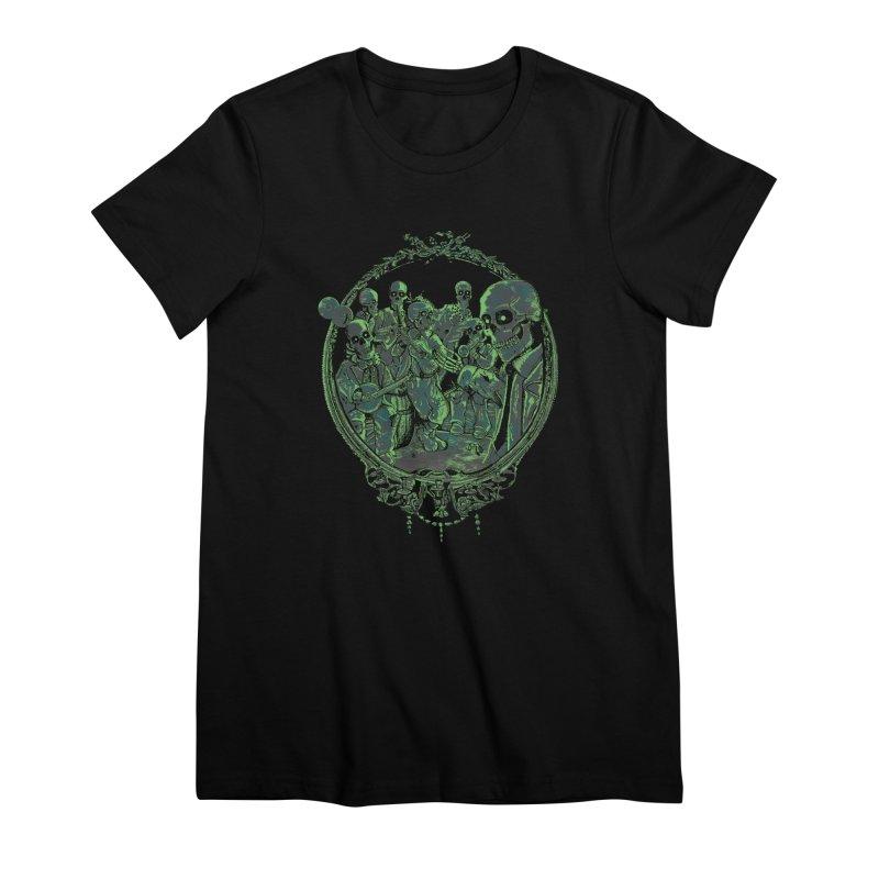 An Occult Classic Women's Premium T-Shirt by Dega Studios