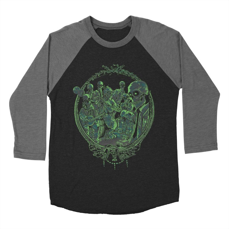 An Occult Classic Women's Baseball Triblend Longsleeve T-Shirt by Dega Studios