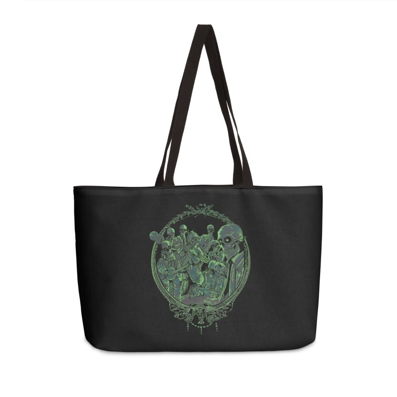 An Occult Classic Accessories Weekender Bag Bag by Dega Studios