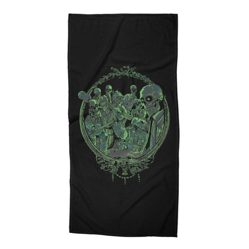 An Occult Classic Accessories Beach Towel by Dega Studios