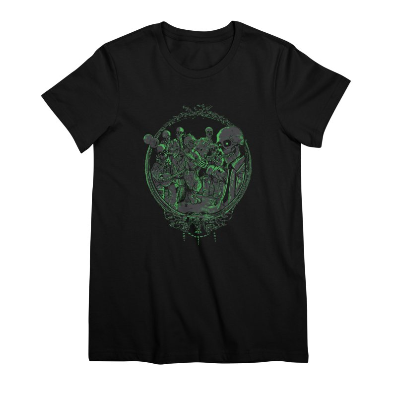 An Occult Classic Women's Premium T-Shirt by Dega Studios