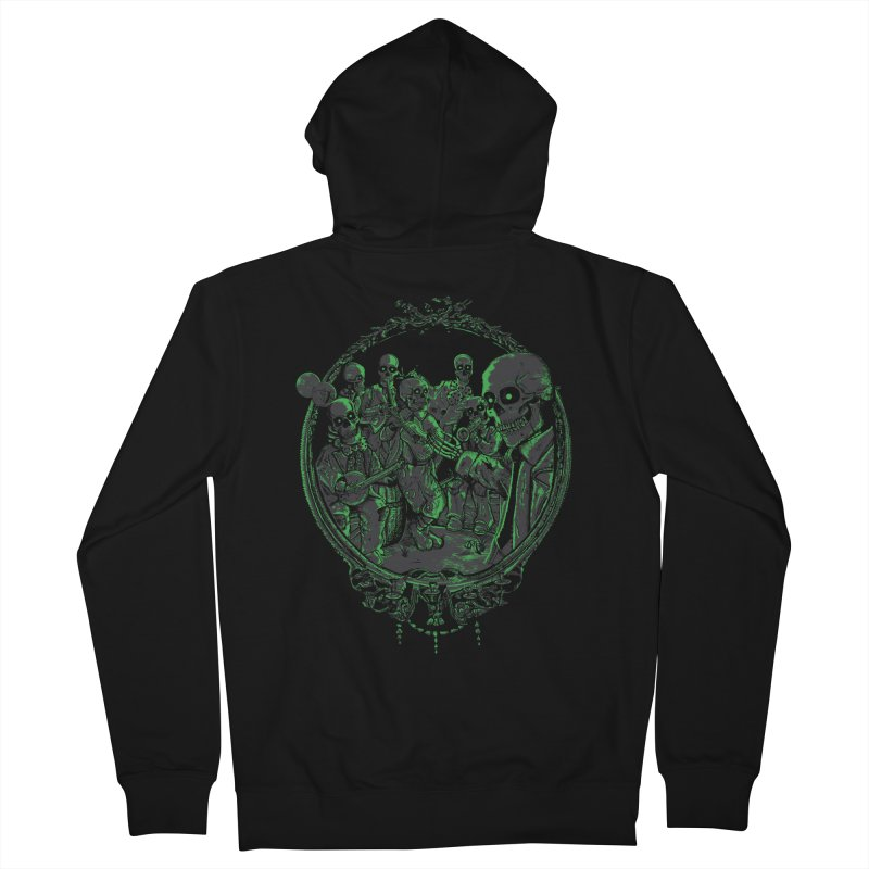 An Occult Classic Men's Zip-Up Hoody by Dega Studios