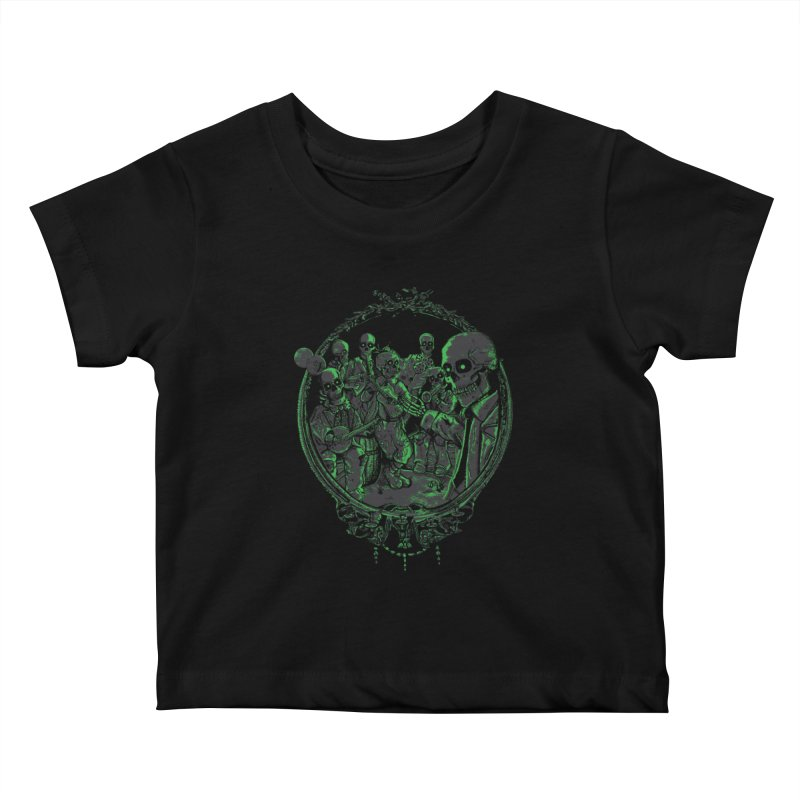 An Occult Classic Kids Baby T-Shirt by Dega Studios
