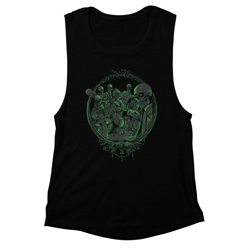 An Occult Classic Women's Muscle Tank by Dega Studios