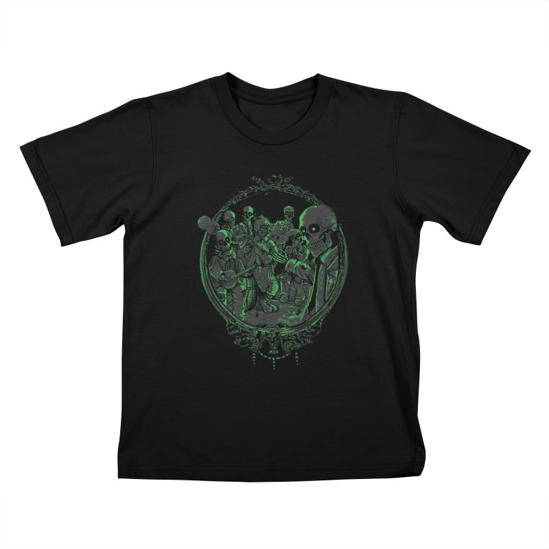 An Occult Classic Kids T-Shirt by Dega Studios