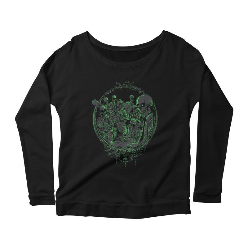 An Occult Classic Women's Scoop Neck Longsleeve T-Shirt by Dega Studios