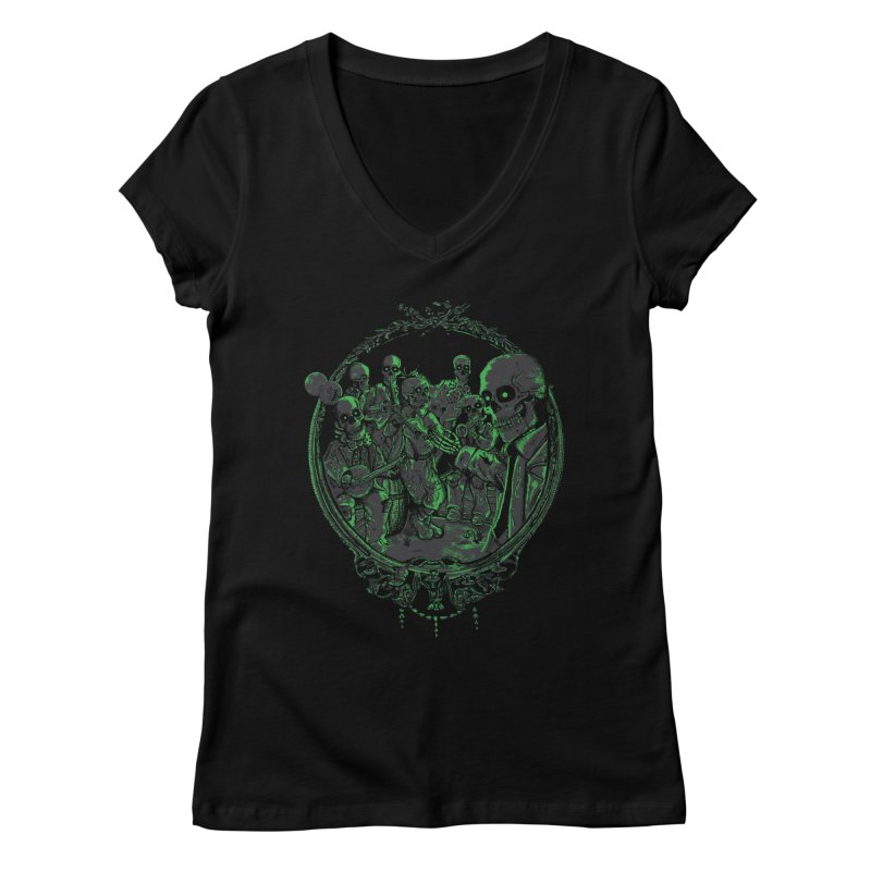 An Occult Classic Women's Regular V-Neck by Dega Studios