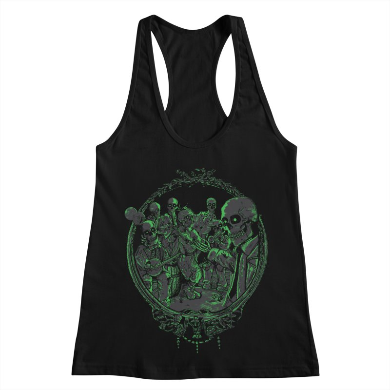 An Occult Classic Women's Racerback Tank by Dega Studios