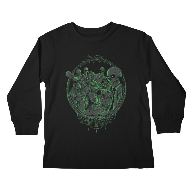 An Occult Classic Kids Longsleeve T-Shirt by Dega Studios