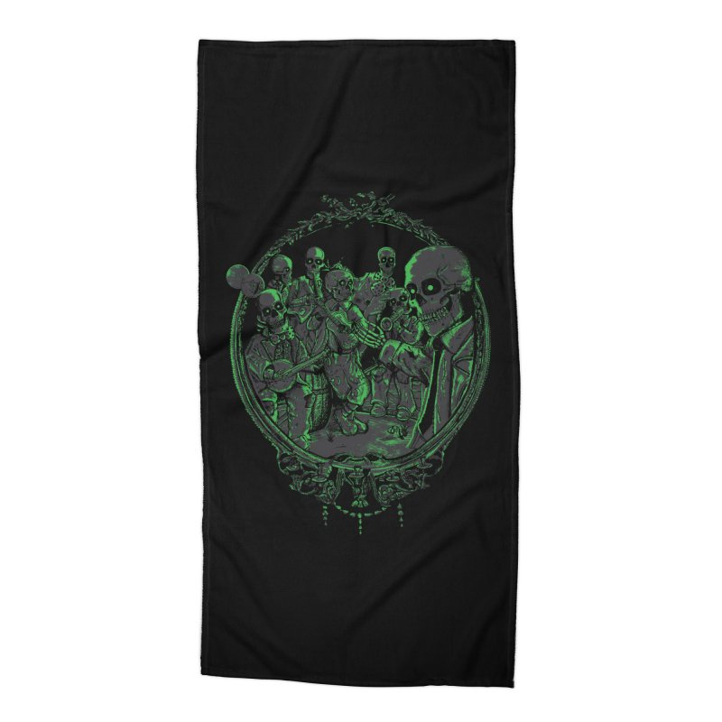 An Occult Classic Accessories Beach Towel by Dega Studios