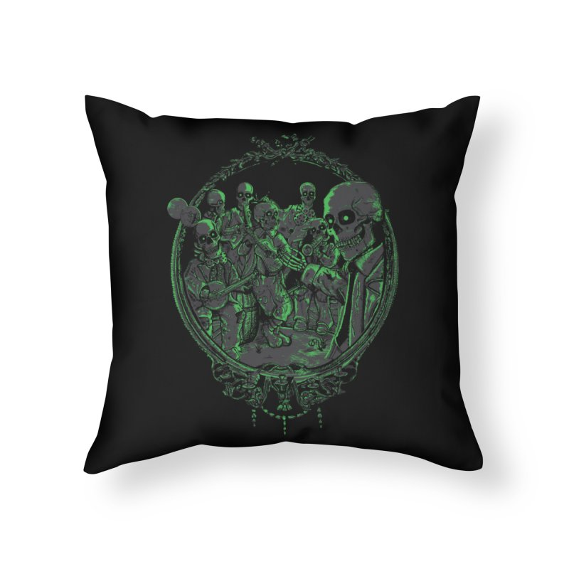An Occult Classic Home Throw Pillow by Dega Studios