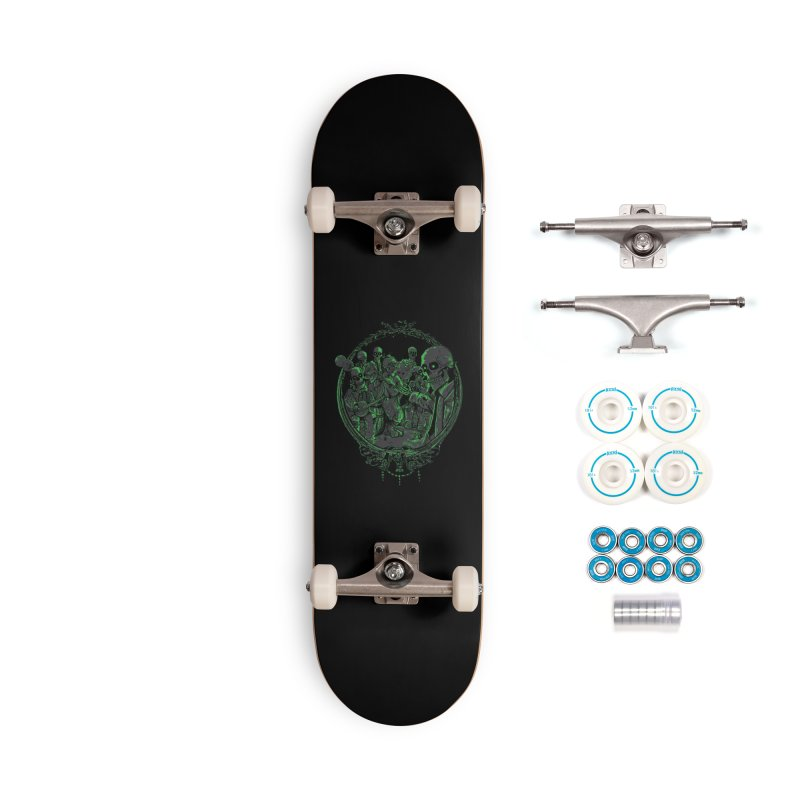 An Occult Classic Accessories Complete - Basic Skateboard by Dega Studios