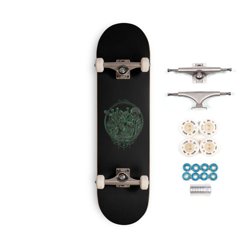 An Occult Classic Accessories Complete - Premium Skateboard by Dega Studios