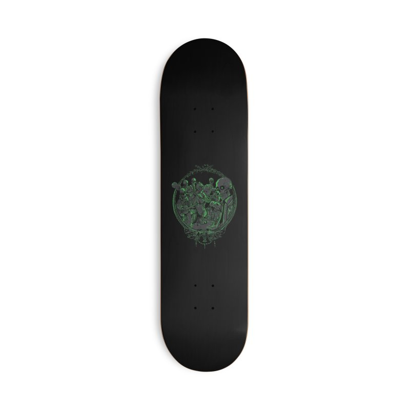 An Occult Classic Accessories Skateboard by Dega Studios