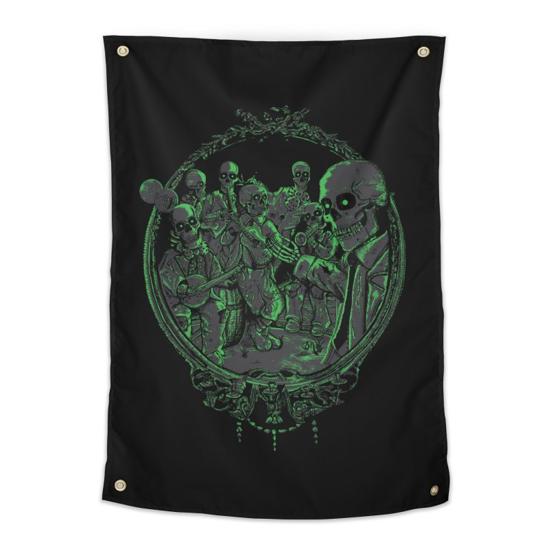 An Occult Classic Home Tapestry by Dega Studios