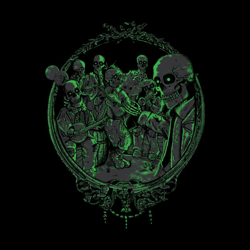 The Family Band Men's T-Shirt by Dega Studios