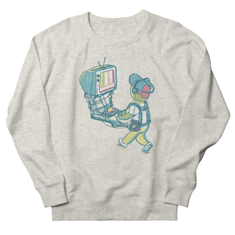 kids these days Men's Sweatshirt by Dega Studios