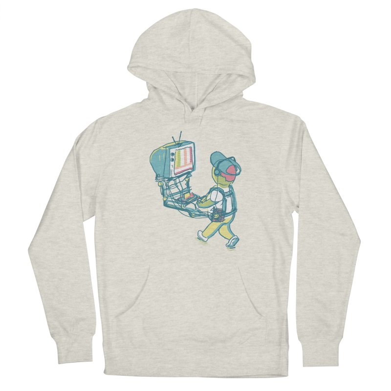 kids these days Women's Pullover Hoody by Dega Studios