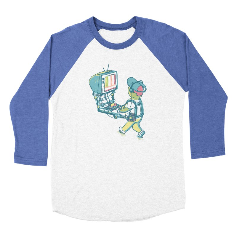 kids these days Women's Longsleeve T-Shirt by Dega Studios