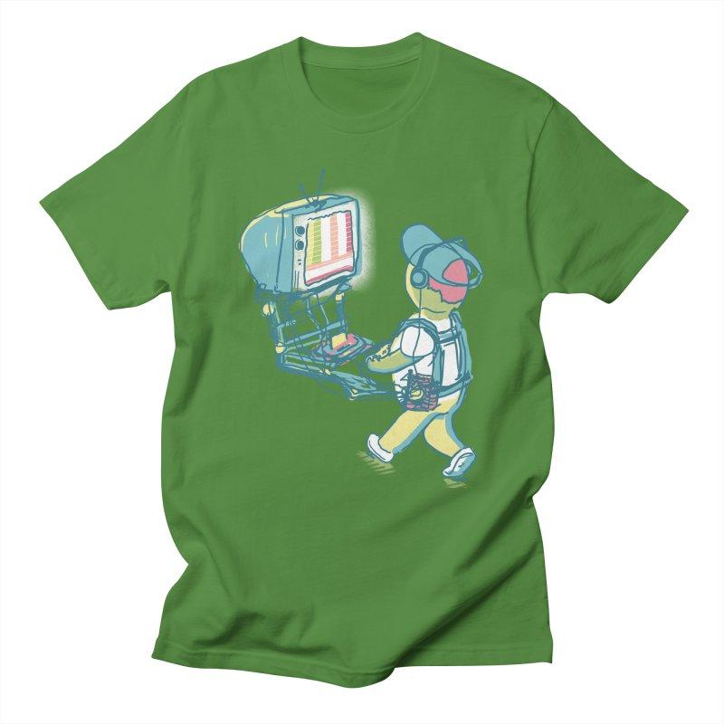 kids these days Men's T-Shirt by Dega Studios