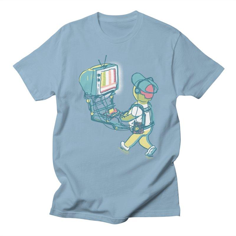 kids these days Women's Regular Unisex T-Shirt by Dega Studios