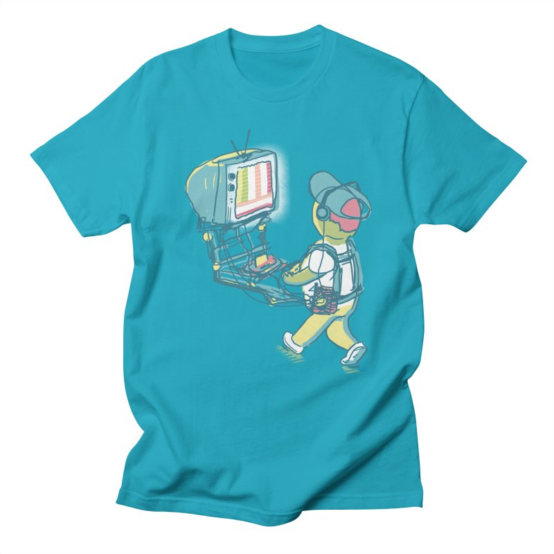 kids these days Women's Regular Unisex T-Shirt by Dega Studios