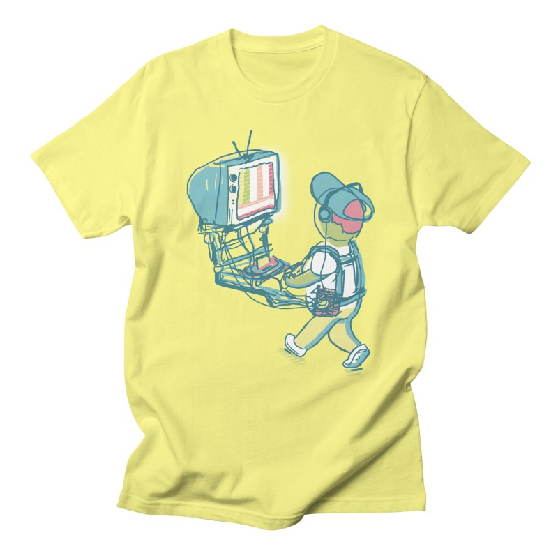 kids these days Men's T-Shirt by Dega Studios
