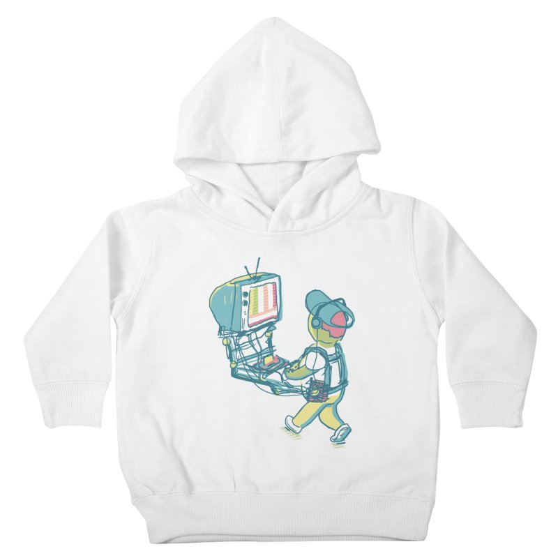 kids these days Kids Toddler Pullover Hoody by Dega Studios